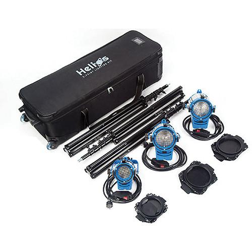 Digital Juice Helios 3-Point Lighting Kit