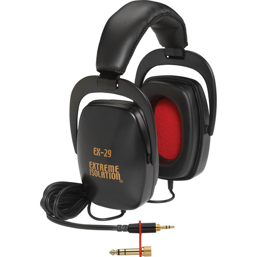 Direct Sound Headphones EX-29 Extreme Isolation Stereo Headphones