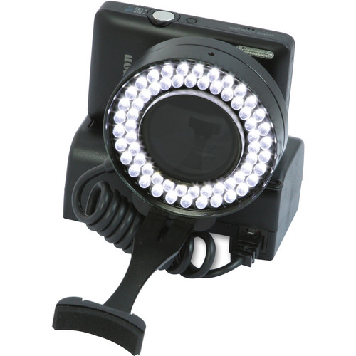 Doctors Eyes Compact System with 72mm LED Ring Light