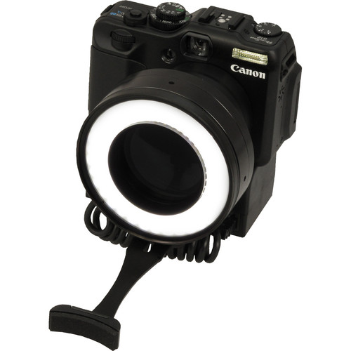 Doctors Eyes Compact System with 86mm LED Ring Light