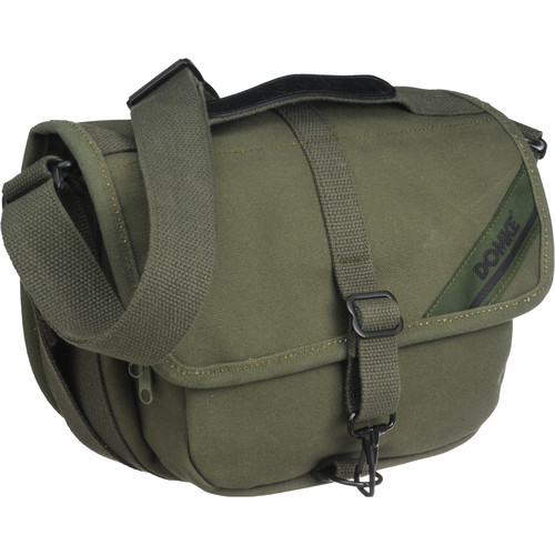Domke F-10 JD Medium Shoulder Bag (Olive Drab)