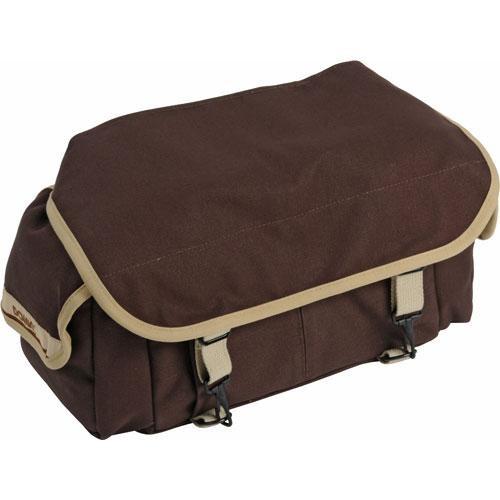 Domke F-2 Original Shoulder Bag (Chocolate Brown)