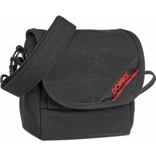 Domke F-5XA Shoulder and Belt Bag, Small (Black)