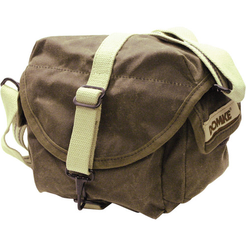Domke F-8 Small Shoulder Bag - RuggedWear (Brown)