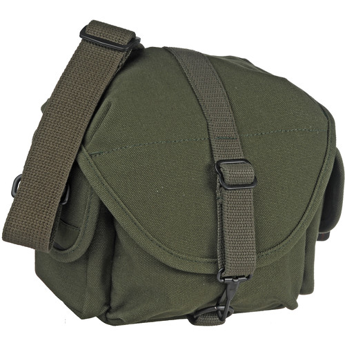 Domke F-8 Small Canvas Shoulder Bag (Olive)