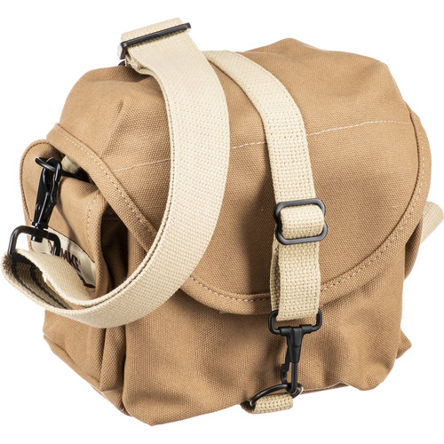 Domke F-8 Small Canvas Shoulder Bag (Sand)