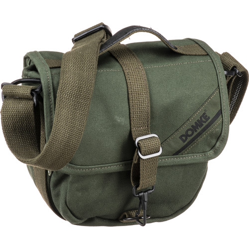 Domke F-9 JD Small Shoulder Bag (Olive)