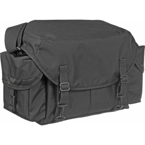 Domke J-1 Journalist Shoulder Bag (Black)