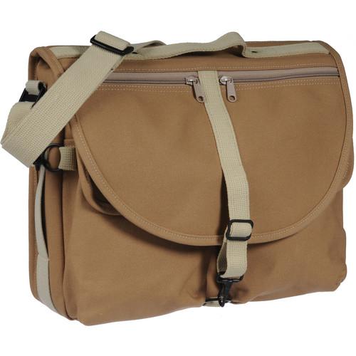 Domke F-802 Reporter's Satchel Shoulder Bag (Sand)