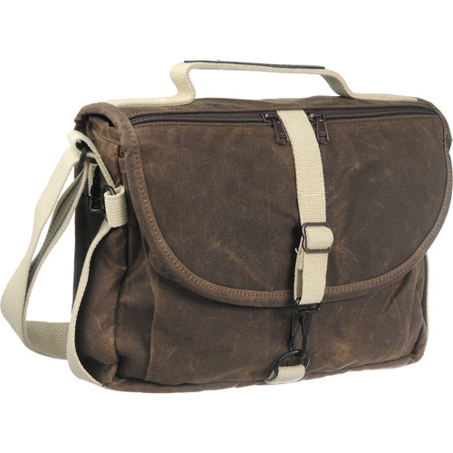 Domke F-803 Waxwear Camera Satchel Shoulder Bag