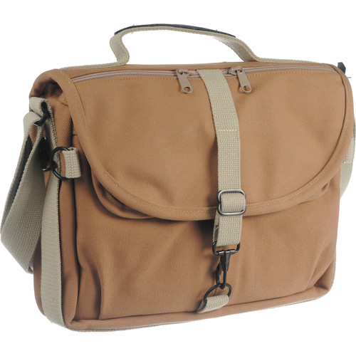 Domke F-803 Camera Satchel Shoulder Bag (Sand)