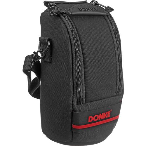 Domke F-505 Lens Case, Medium (Black)
