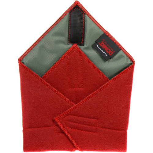 "Domke 11x11"" Color Coded Protective Wrap (Red)"