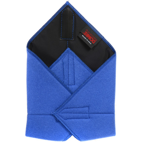 "Domke 11x11"" Color Coded Protective Wrap (Blue)"