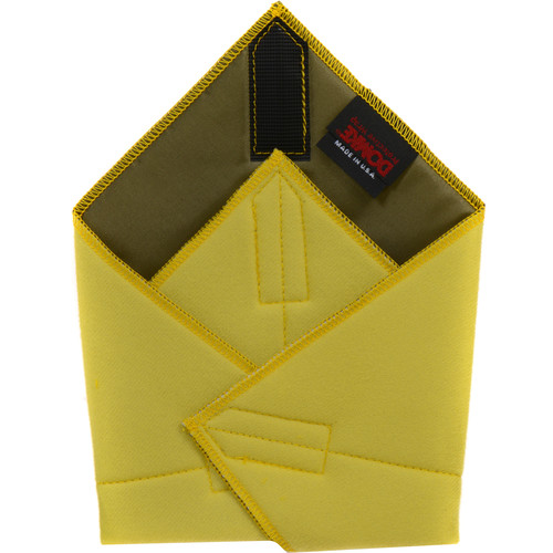 """Domke 11x11"""" Color Coded Protective Wrap (Yellow)"""