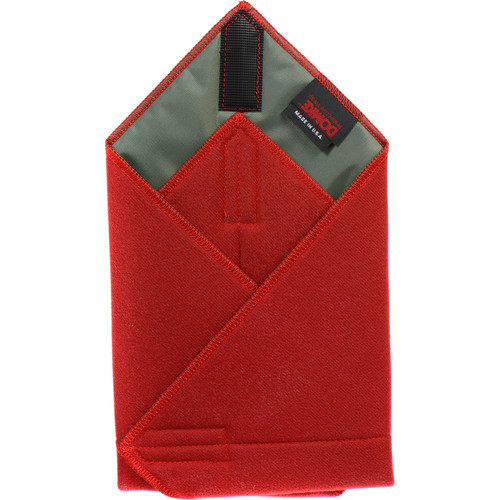 "Domke 15x15"" Color Coded Protective Wrap (Red)"