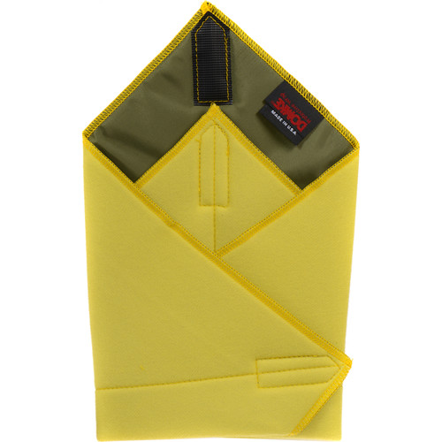 "Domke 15x15"" Color Coded Protective Wrap (Yellow)"