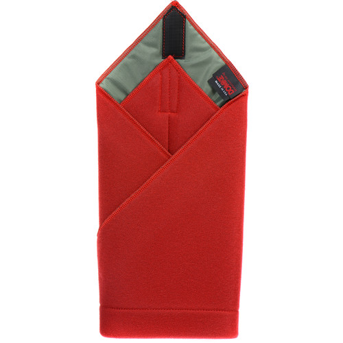 """Domke 19x19"""" Color Coded Protective Wrap (Red)"""
