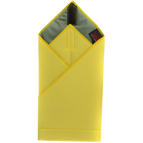 """Domke 19x19"""" Color Coded Protective Wrap (Yellow)"""