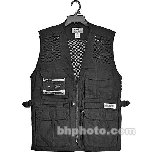 Domke PhoTOGS Vest (XX-Large, Black)