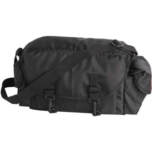 "Domke 750-20B Pro V-2 Jr. Video Bag (16 x 8.75 x 8.75"", Black)"