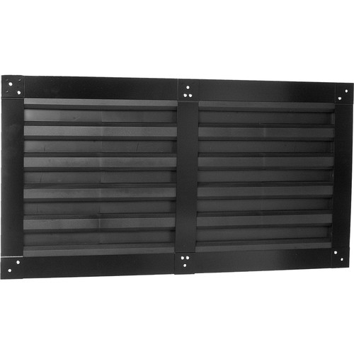 Doran L-1224 Light Tight Darkroom Louver for Pro-Lab Fans