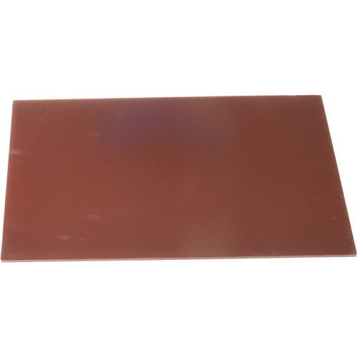 """Doran 10x12"""" Safelight Filter (OC-Amber)"""