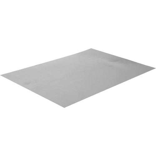 "Doran 12 x 17"" Ferrotype Plate (Bright  Chrome)"