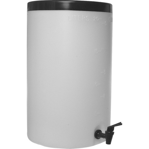 Doran Plastic Storage Tank (5 Gallon) with Floating Lid