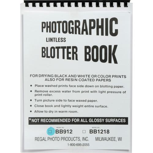 "Doran Blotter Book (9 x 12"")"