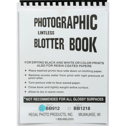 "Doran Blotter Book (9 x 12"", 10 Sheets)"
