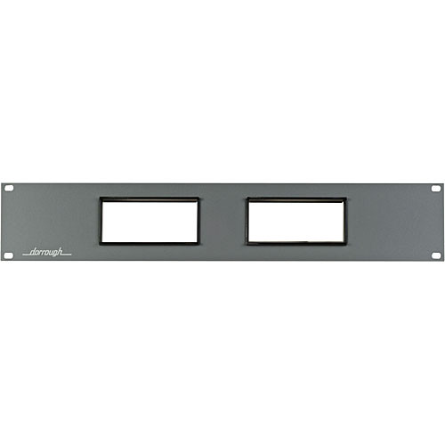 Dorrough Dual Rack Mount for Dorrough 10 Series Meters