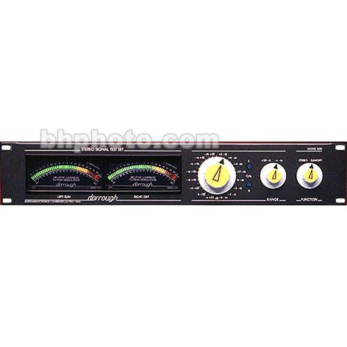 Dorrough Model 1200 Stereo Signal Test Set
