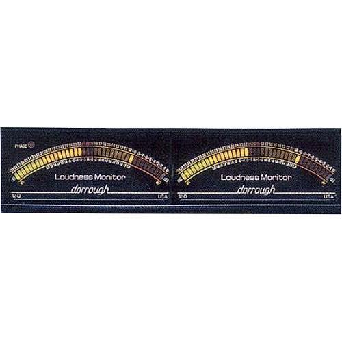Dorrough Digital Loudness Meter-39dB