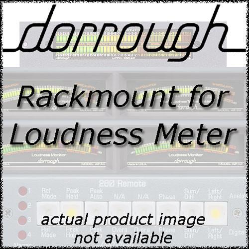 Dorrough Rack Mount for Dorrough 20 Series Meter
