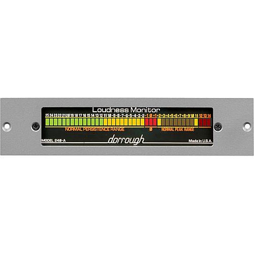 Dorrough Surround Sound Meter +14dB