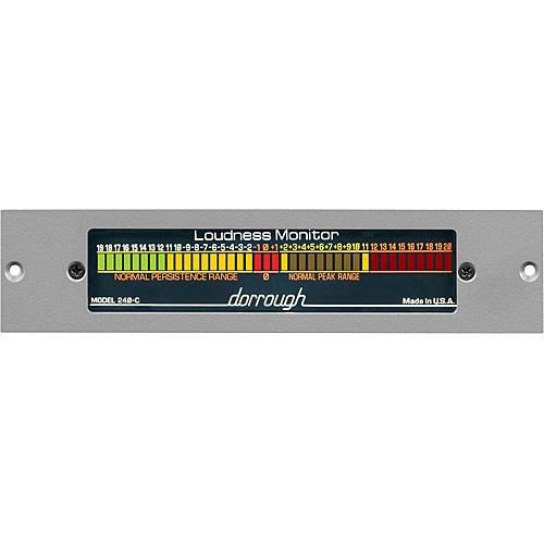 Dorrough 240-C Surround Sound Meter +20dB