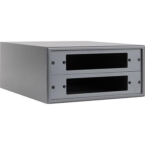 Dorrough Desktop Box for 2 Dorrough 280 Series Meters