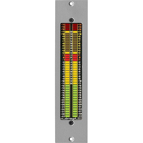 Dorrough Analog Vertical Loudness Meter +43dB