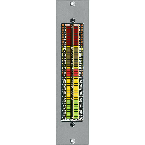 Dorrough 380D2 Digital DBL-Scale Meter -39dB, 32-96k