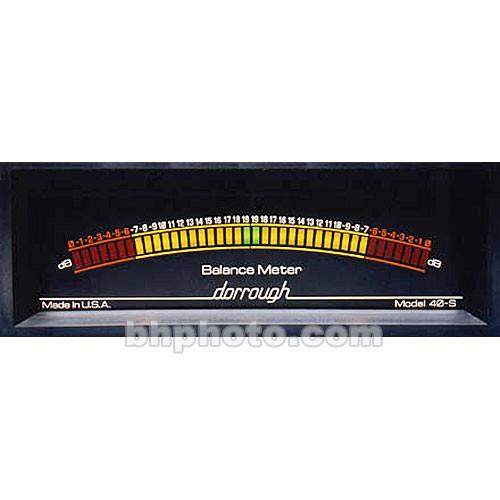 Dorrough 40-P Stereo/Mono Balance Meter