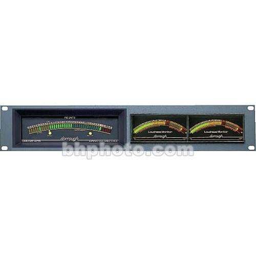 Dorrough Audio Video Meter