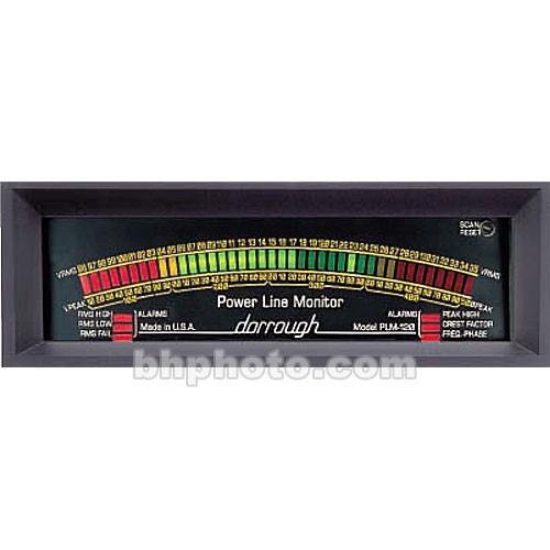 Dorrough Power Line Meter