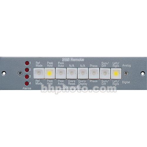 Dorrough RW-100 - Remote Control for Dorrough Meters