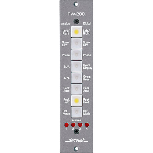 Dorrough Vertical Remote Control f/Dorrough Analog and Digital Meters
