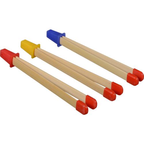 Dot Line Print Tongs (3 Pack)