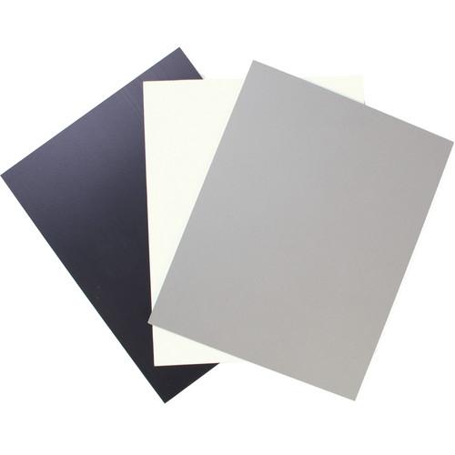 Dot Line Digital Color Balance Cards