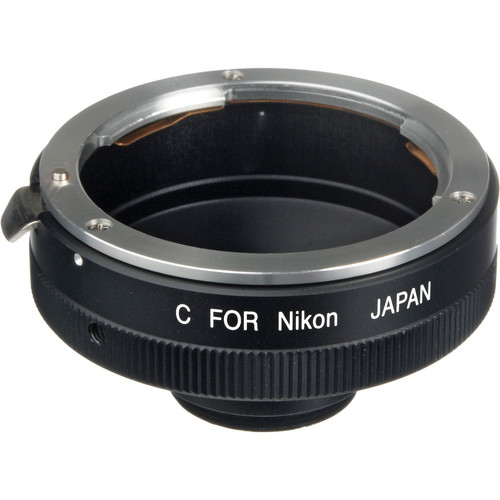 Dot Line C-Mount Adapter for Nikon Camera
