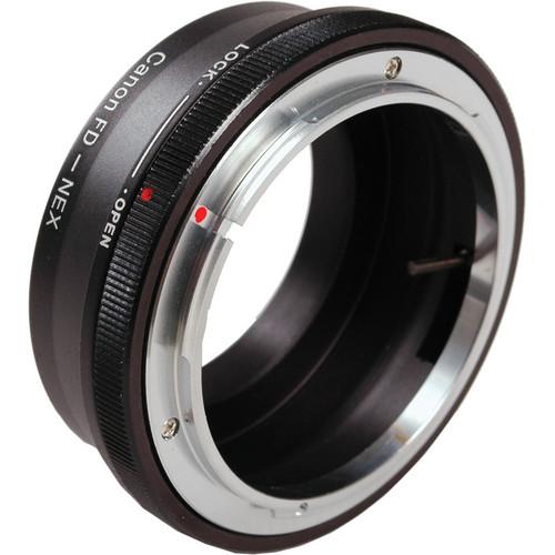Dot Line NEX Adapter for Canon FD Lenses