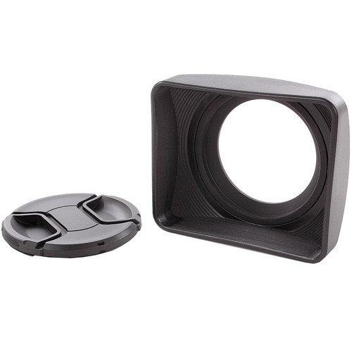 Dot Line 72mm Digital Video Lens Hood